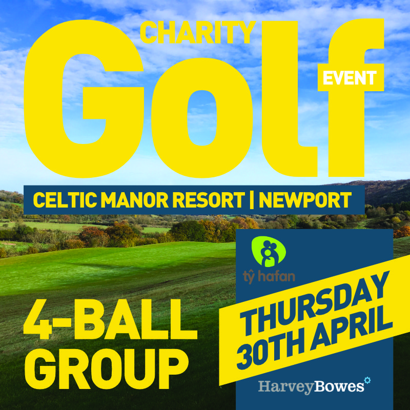 Harvey Bowes Charity Golf Day - 4 Ball