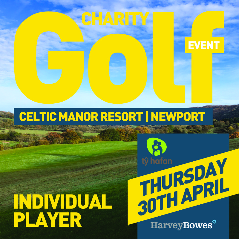 Harvey Bowes Charity Golf Day - Individual Golfer