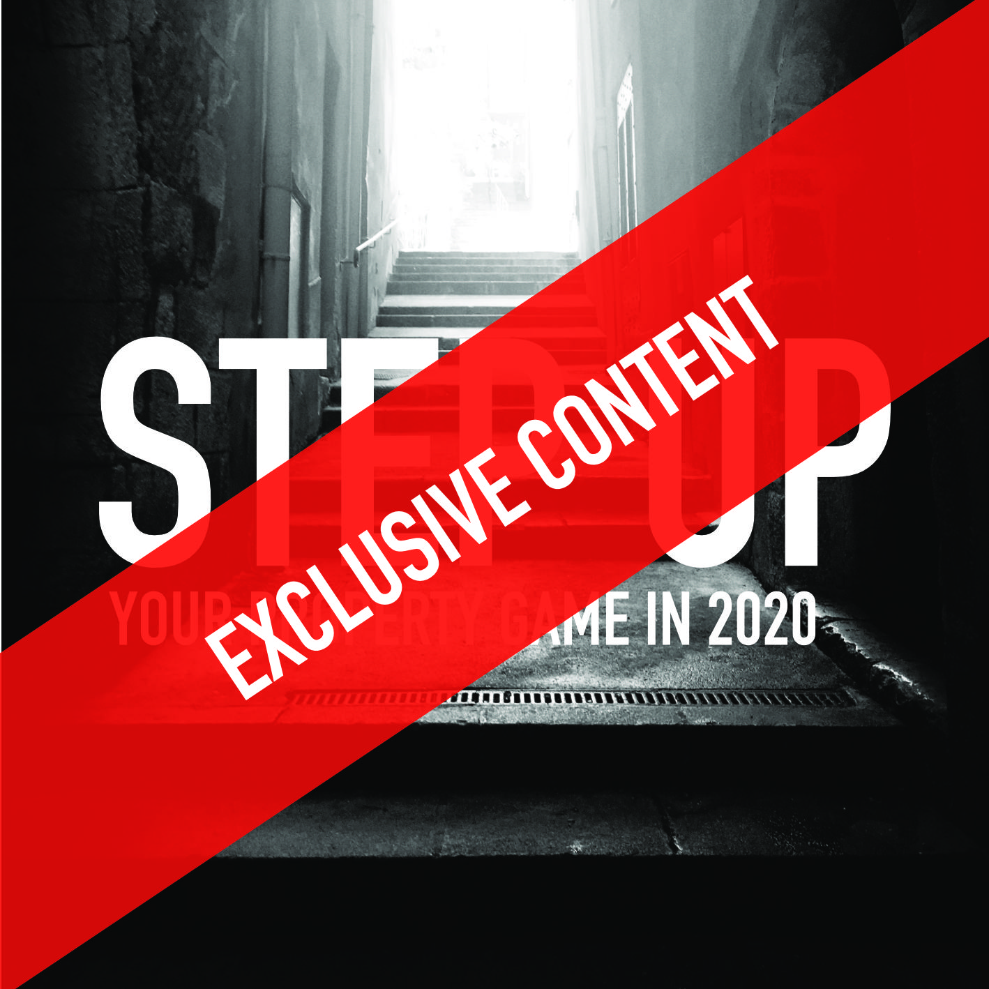 STEP UP Seminar EXCLUSIVE Download