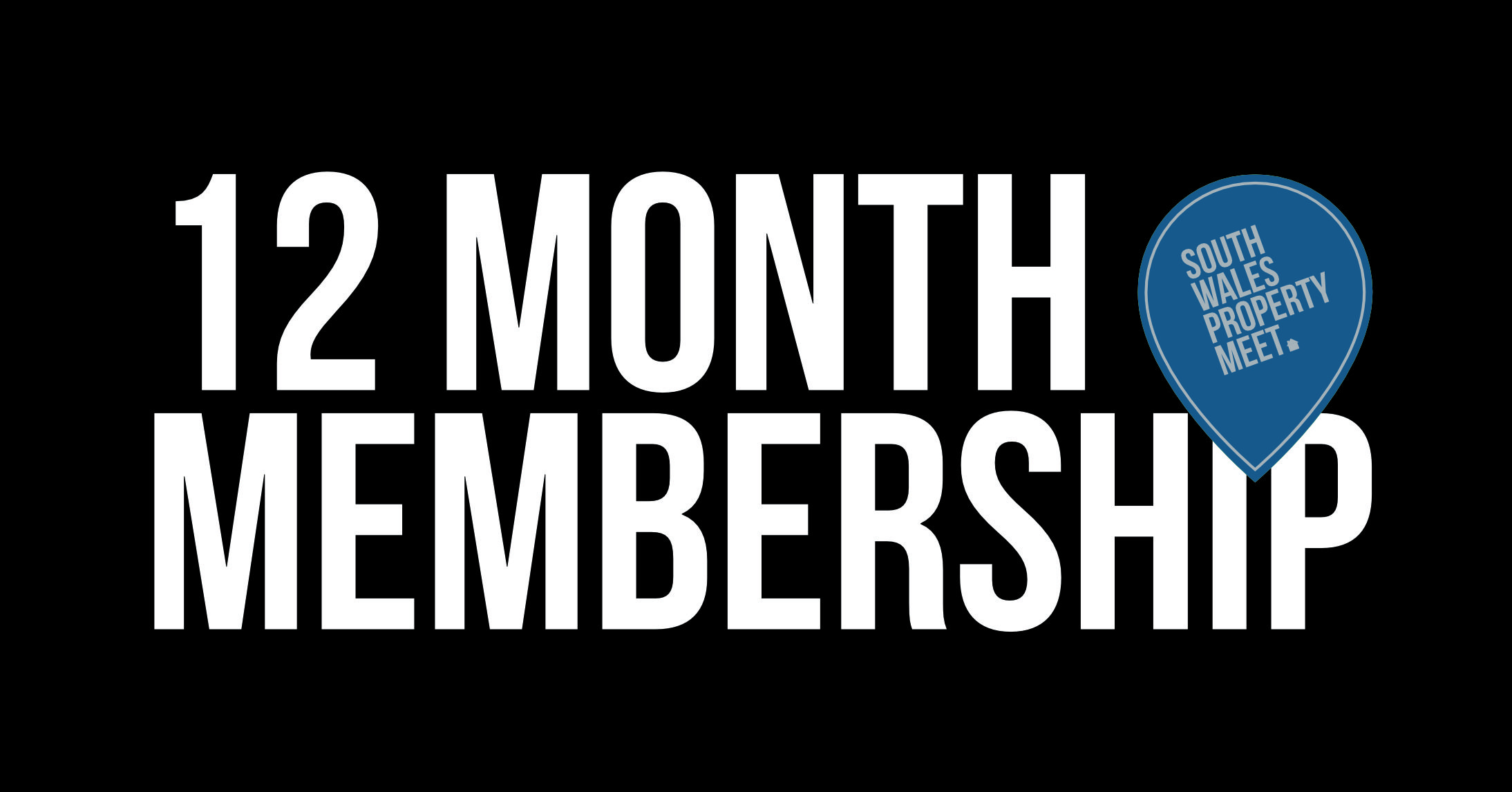South Wales Property Meet 12 Month Membership