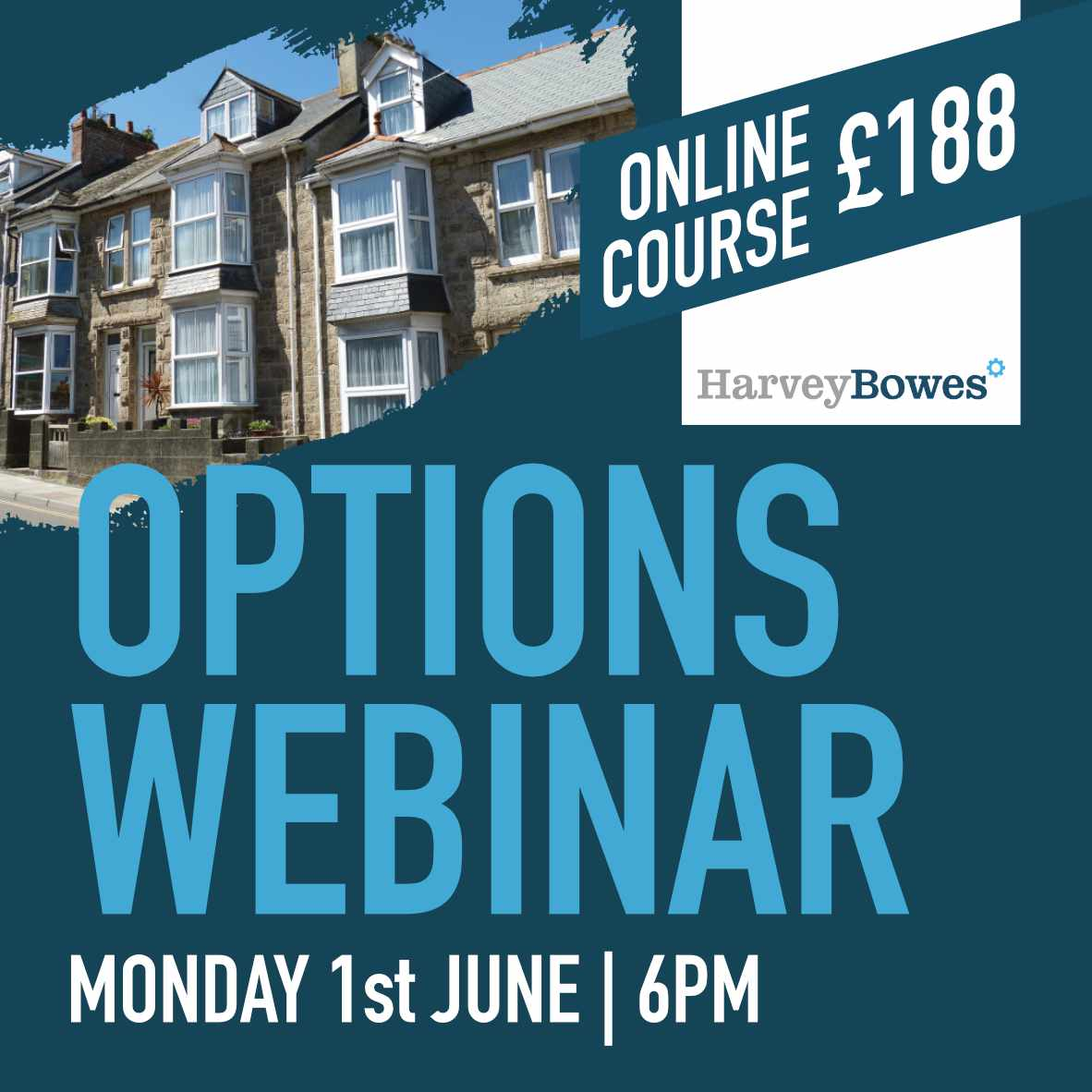 Options Webinar - June 1st - 6pm